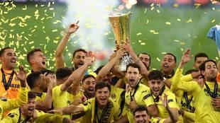 Villarreal, campeón invicto de la Europa League 2020-21