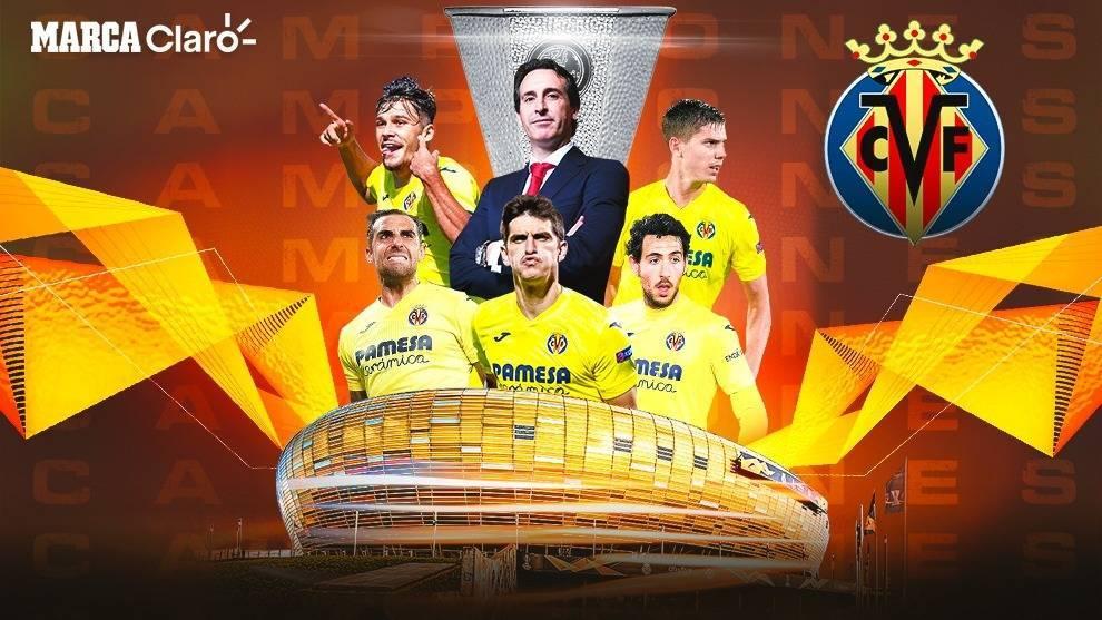 Villarreal, campeón de la Europa League