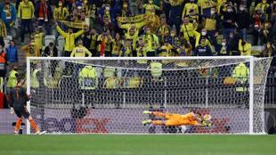 Dramática tanda de penales en la Europa League.
