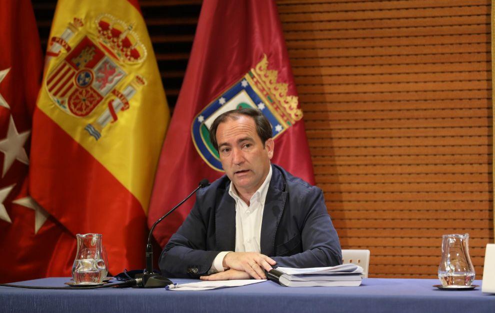 Borja Carabante - nuevo Madrid Central - Ordenanza de movilidad Madrid