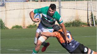 Un partido del Independiente contra Les Abelles.