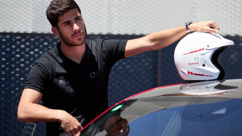 Asensio - Real Madrid - Audi RS e-tron GT - Circuito del Jarama