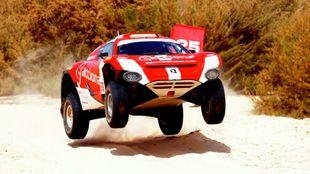 Acciona Sainz XE - Extreme E - Dakar - Ocean XPrix - Carlos Sainz -...