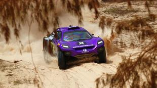 Loeb - Cristina Gutiérrez - Hamilton - X44 - Extreme E - Dakar -...
