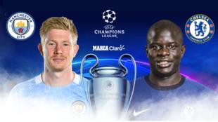Final Champions League en vivo: Manchester City vs Chelsea, minuto a...