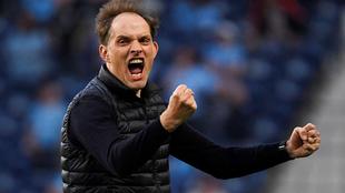 El alemán llega a su segunda final de Champions y conquista su primer...