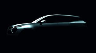 El Sportage de quinta generación estrena un nuevo lenguaje de diseño...