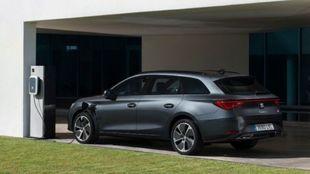 Seat León e-Hybrid, phev, híbrido enchufable, plug in hybrid, coches...