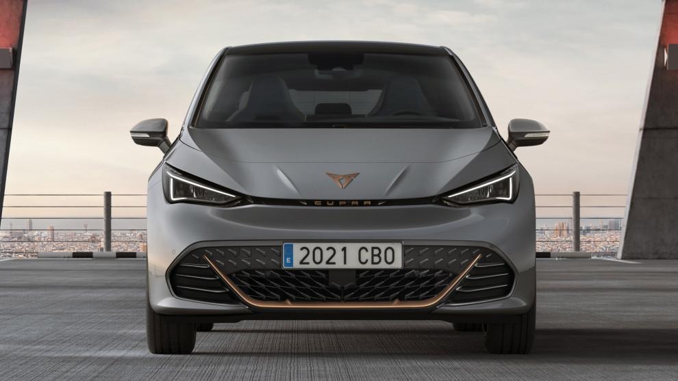 Cupra Born precio - coches electricos