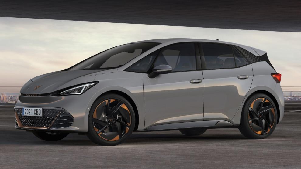 Cupra Born precio y autonomia - coches electricos