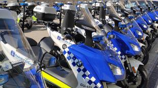 La Guardia Urbana de Barcelona incorpora a su flota 30 nuevas unidades...