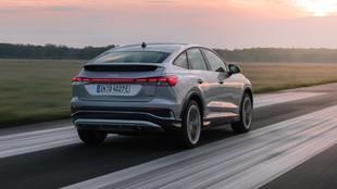 Audi Q4 e-tron - prueba - test drive - coches eléctricos - Sportback