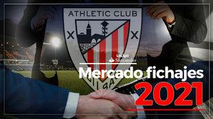 Fichajes Athletic 2021 - Noticias Mercado Fichajes Rumores Altas Bajas