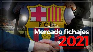 Fichajes Barcelona 2021 - Noticias Mercado Fichajes Rumores Altas...
