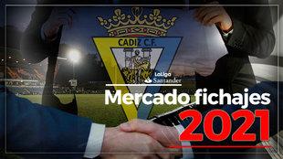 Fichajes Cadiz 2021 - Noticias Mercado Fichajes Rumores Altas Bajas