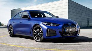 BMW I4 M50, BMW M, BMW i4, BMW i4 eDrive40