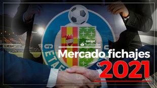 Fichajes Getafe 2021 - Noticias Mercado Fichajes Rumores Altas Bajas