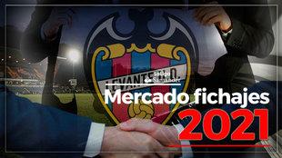 Fichajes Levante 2021 - Noticias Mercado Fichajes Rumores Altas Bajas