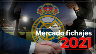 Fichajes Real Madrid 2021 - Noticias Mercado Fichajes Rumores Altas...
