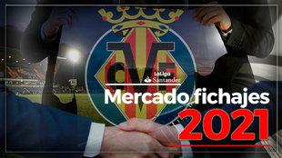 Fichajes Villarreal 2021 - Noticias Mercado Fichajes Rumores Altas...