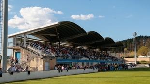 Urritxe, campo de la Sociedad Deportiva Amorebieta.