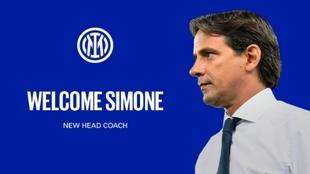 Simone Inzaghi (45) confirmado como nuevo entrenador del Inter.