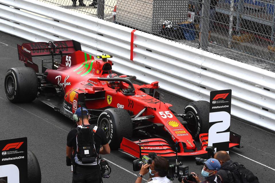 NUEVAS lt;HIT gt;CARLOS lt;/HIT gt; lt;HIT gt;SAINZ lt;/HIT gt; MONACO 2021 (Fotos Ferrari)