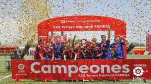 El Barcelona fue el campeón la semana pasada.