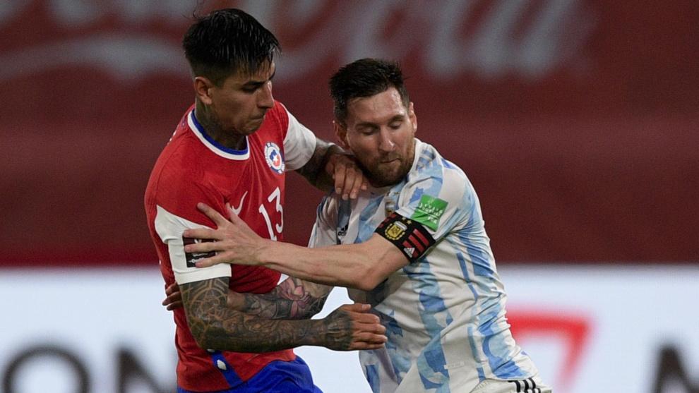 Partidos de Hoy: Argentina vs Chile en vivo el partido de las Eliminatorias Sudamericanas rumbo a Qatar 2022 | Marca
