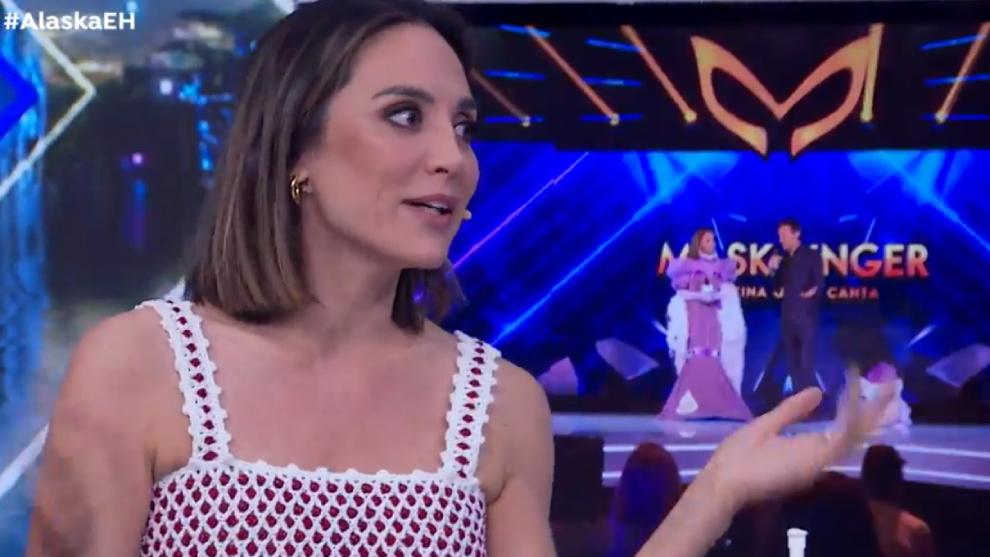Tamara Falco - El Hormiguero