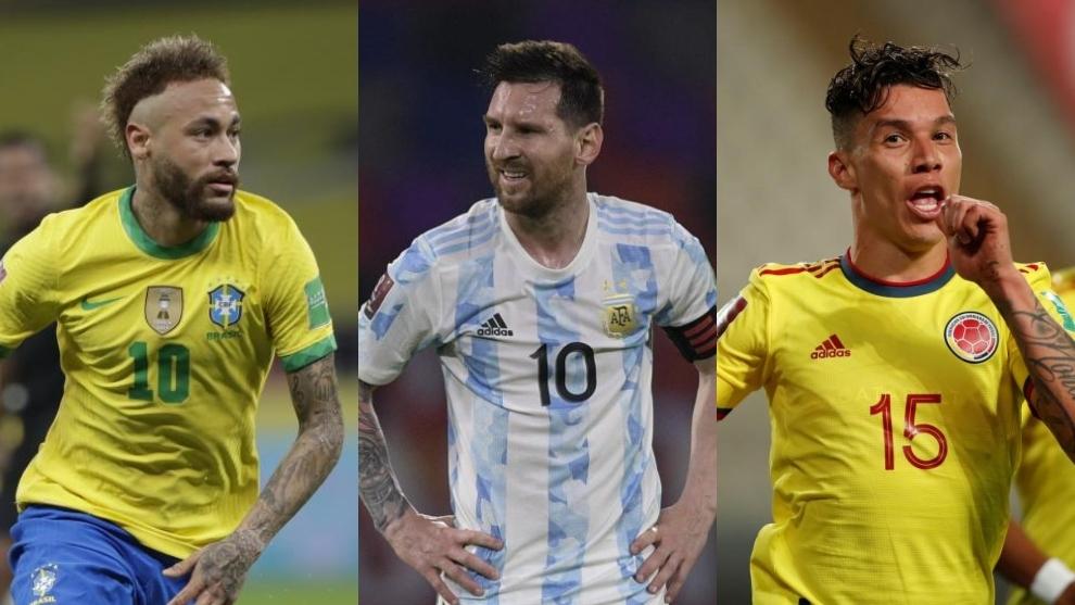 ¿Quién es el favorito para ganar la Copa América 2021? Brasil,...