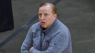 Thibodeau Knicks