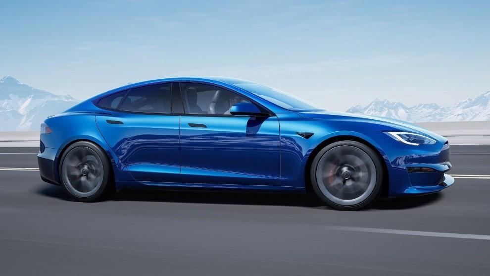 Tesla Model S Plaid - Elon Musk - cancelado - Tesla Model S 2021