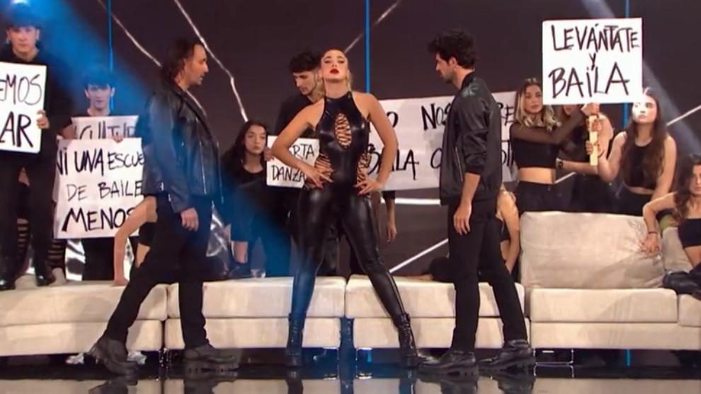 Rafa Mendez - Lola Índigo - Miguel Angel Munoz - The Dancer