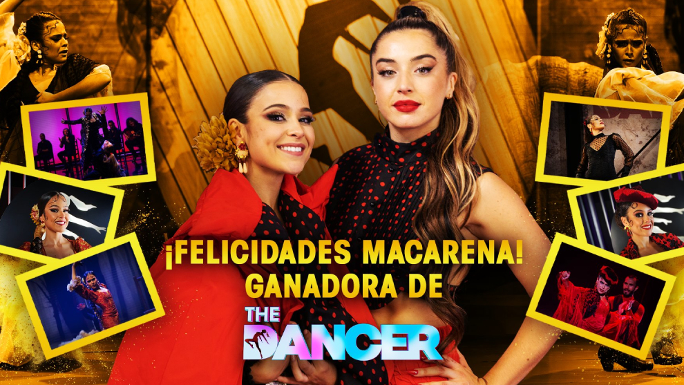 Macarena Ramirez - Lola Indigo - The Dancer