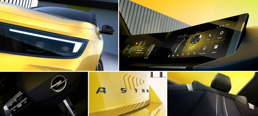 Opel Astra 2022 - nuevo Opel Astra - Astra VI - coches compactos