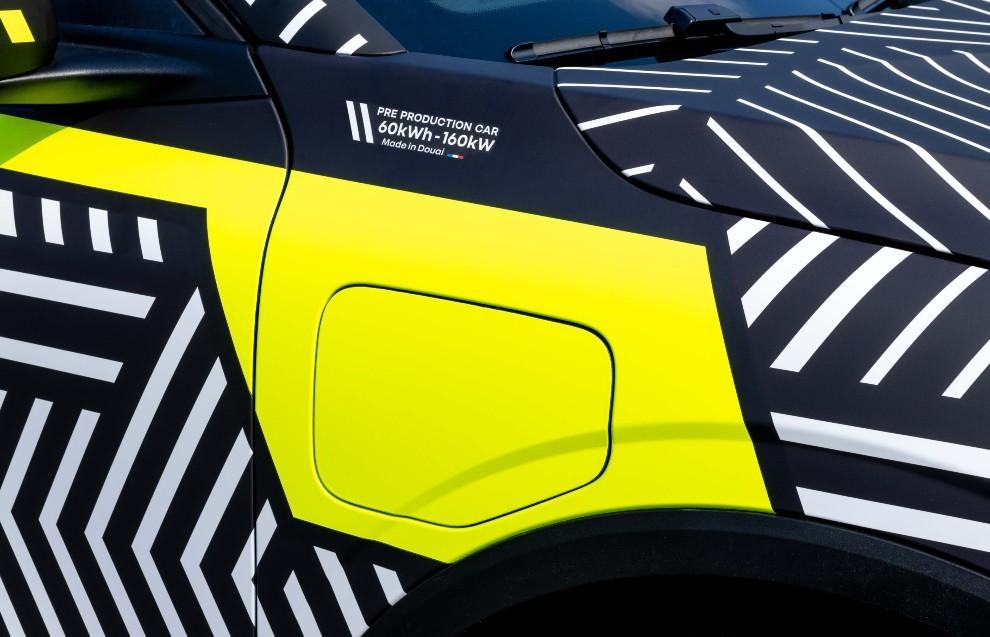 Renault MeganE E-Tech Electric -  Megane eléctrico - coches eléctricos - Renault