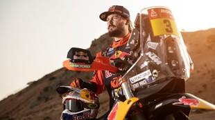 Toby Price - KTM - Dakar - renovación - motos