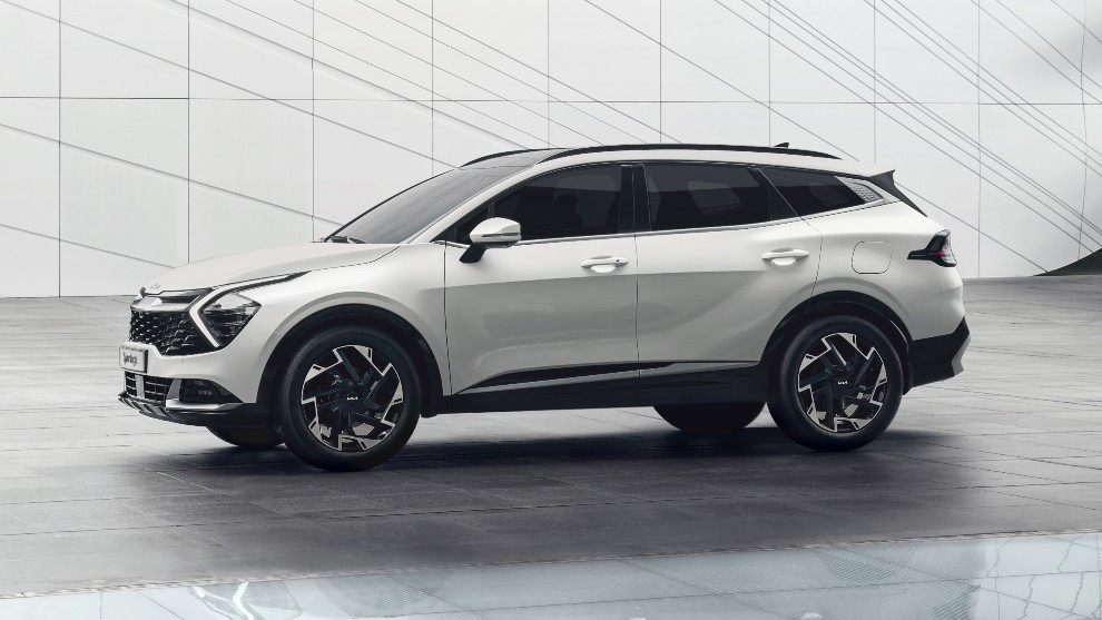 Kia Sportage 2021 - SUV - quinta generación - todocamino