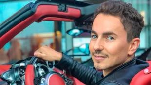 Jorge Lorenzo se retiró en 2019 de MotoGP