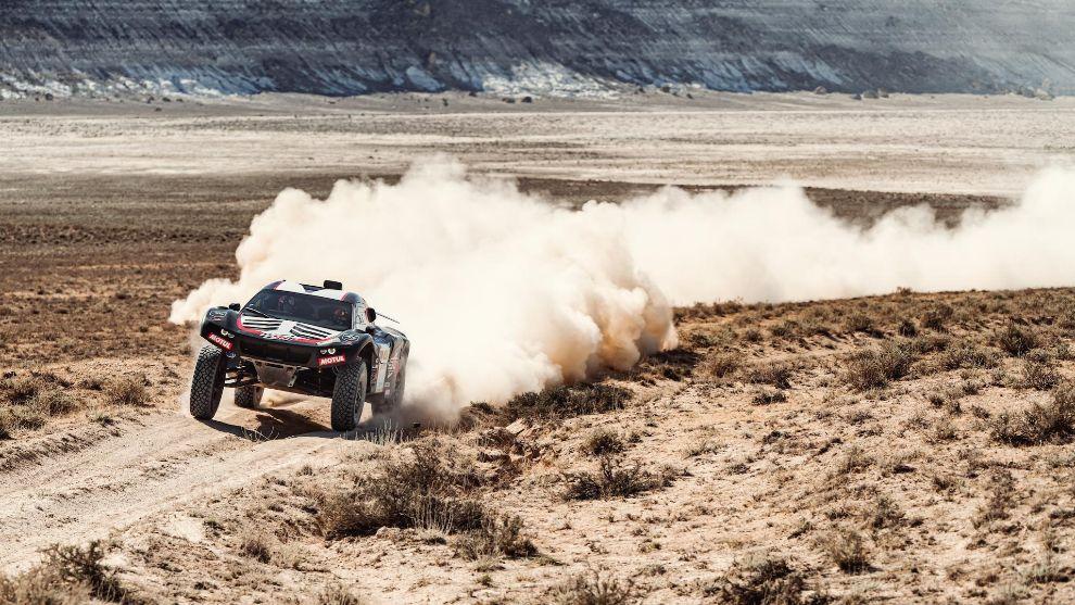Rally Kazajstan - coches - Mathieu Serradori - Century CR6