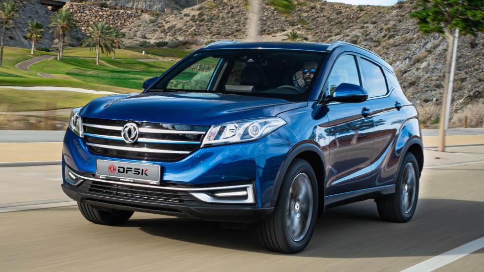 DFSK Seres 3 - SUV chino electrico