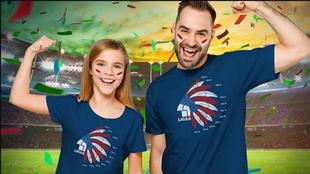 Consigue la camiseta creada por MARCA para conmemorar el campeonato de...