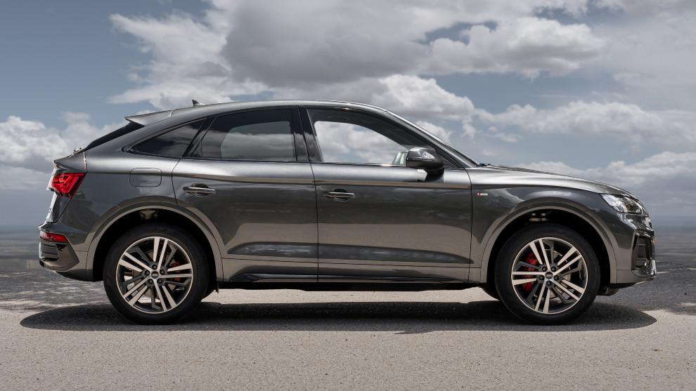 Audi Q5 Sportback - Gris