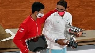 ¿Quién es favorito en el Djokovic vs Nadal de semifinales de Roland...