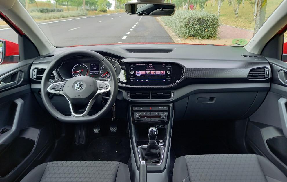 Volkswagen T-Cross - SUV urbano - Crossover - Seat Arona - Peugeot 2008 - Renault Captur