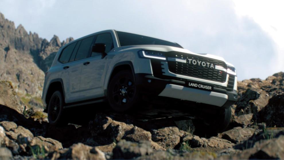 Toyota Land Cruiser - Land Cruiser 300 - todoterreno - 4x4