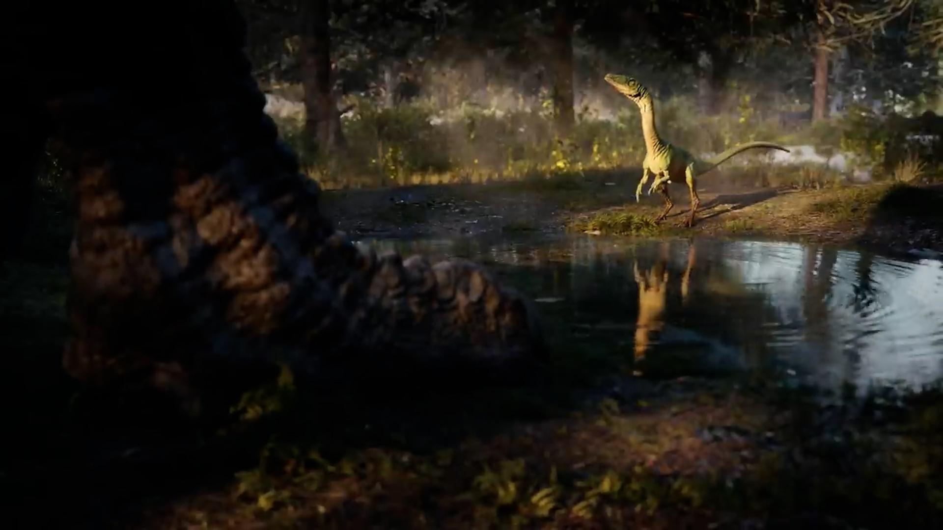 Jurassic World Evolution 2: Tráiler y fecha de lanzamiento