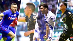 Futbolistas de la Liga MX que jugarán la Copa América 2020.