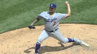 Dodgers vence a los Piratas.
